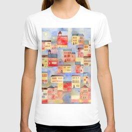 Venice Watercolor T-shirt