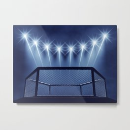 MMA arena Metal Print