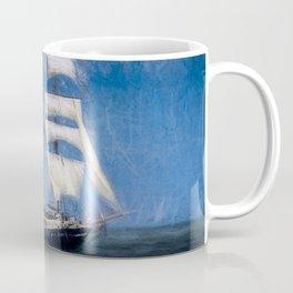 Turner Storms Sailing Ship Coffee Mug