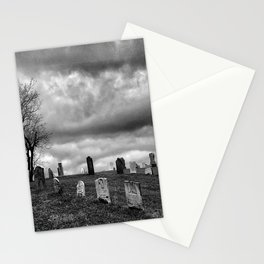 Decay and Ruin Stationery Cards
