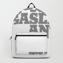 GASLIGHT ANTHEM new Backpack
