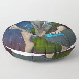 Sam The Shirtcockin Space Pimp Floor Pillow