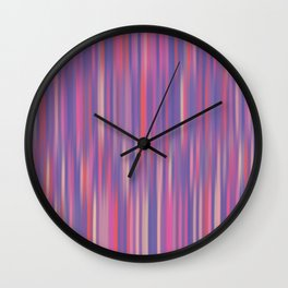 Aurora 3 Wall Clock