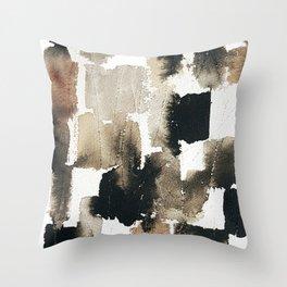 Brick by brick1 Throw Pillow