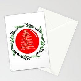 Christmas Urine Culture Stationery Cards