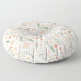 Cottagecore I Floor Pillow
