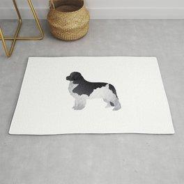 Newfoundland Dog Rug