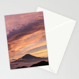 Mount Fuji I Stationery Cards