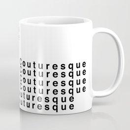 Couturesque Logo - Multi Coffee Mug
