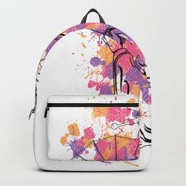 Sexy Geisha Backpack