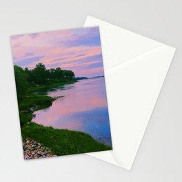 Ogunquit Sunset Stationery Cards