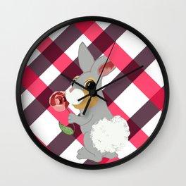 Thumper-Roo Wall Clock