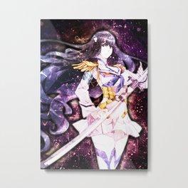 Kill la Kill   Satsuki Kiryuin Metal Print