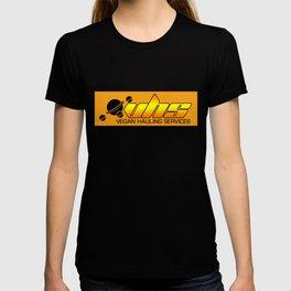 Vegan Hauling Services T-shirt