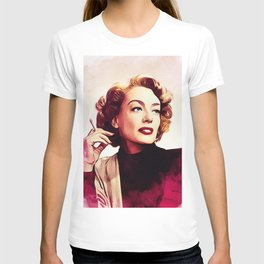 Joan Crawford, Vintage Actress T-shirt