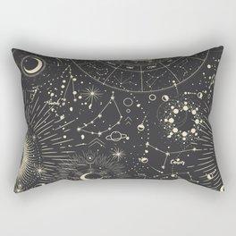 Mystic patterns Rectangular Pillow