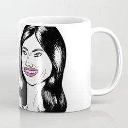 Melania Trump Hello Meme Coffee Mug