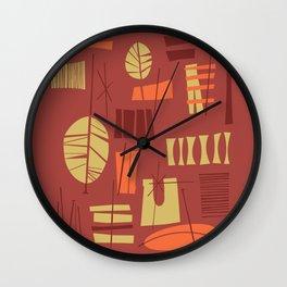 Hibok-Hibok Wall Clock