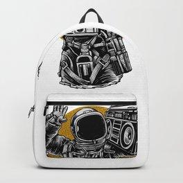Astronaut Boombox Backpack