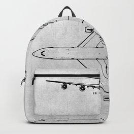 BOEING 747 Backpack