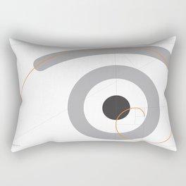 auric glance Rectangular Pillow