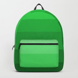 Shades of Grass Green - Color Therapy Backpack
