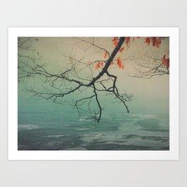 Hunting Creek, MD Art Print
