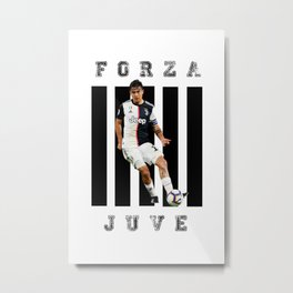 football stars Metal Print