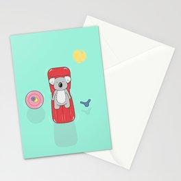 Koala (fun in the sun) Stationery Cards