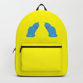 Pop Art Kitten Vibes Backpack
