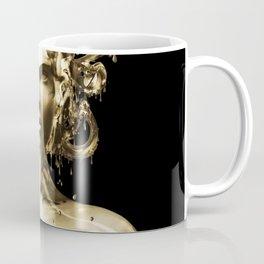 Gold Medusa Coffee Mug