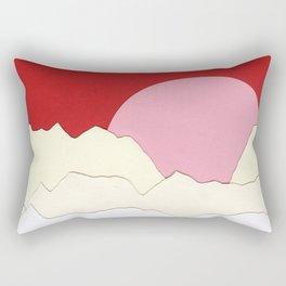 Sunset Styria Rectangular Pillow