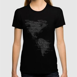 Binary America T-shirt