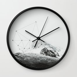 Fly, Fly, Away Wall Clock