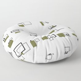 STACKING UP Floor Pillow