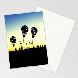 Lead Balloons Stationery Cards