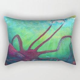 Grasping from the Deep Rectangular Pillow