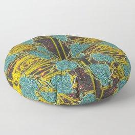 Van Allen's Scarab Floor Pillow
