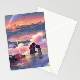 Kimi no na wa Your name Stationery Cards