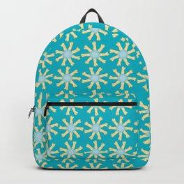 Gazania Buds Pattern Backpack