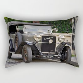 Vintage Car Rectangular Pillow