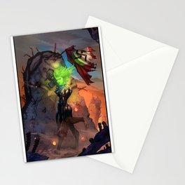 Anne  Frankenstein - Book I Stationery Cards