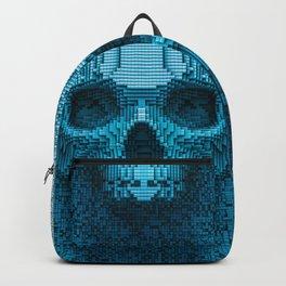 Pixel skull Backpack