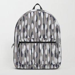 Infinite Rain (gray tones)  Backpack