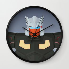 Rewind MTMTE Wall Clock