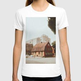 Town of Visby, Gotland, Sweden T-shirt