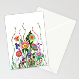 FLOWERS IN MEXICO Stationery Cards