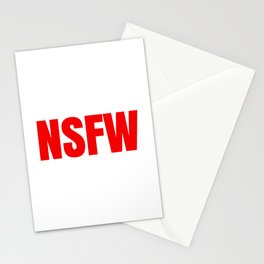 NSFW Stationery Cards