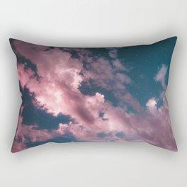 otro cielo rosado. Rectangular Pillow