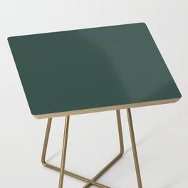 BM Hunter Green 2041-10 - Trending Color 2019 - Solid Color Side Table